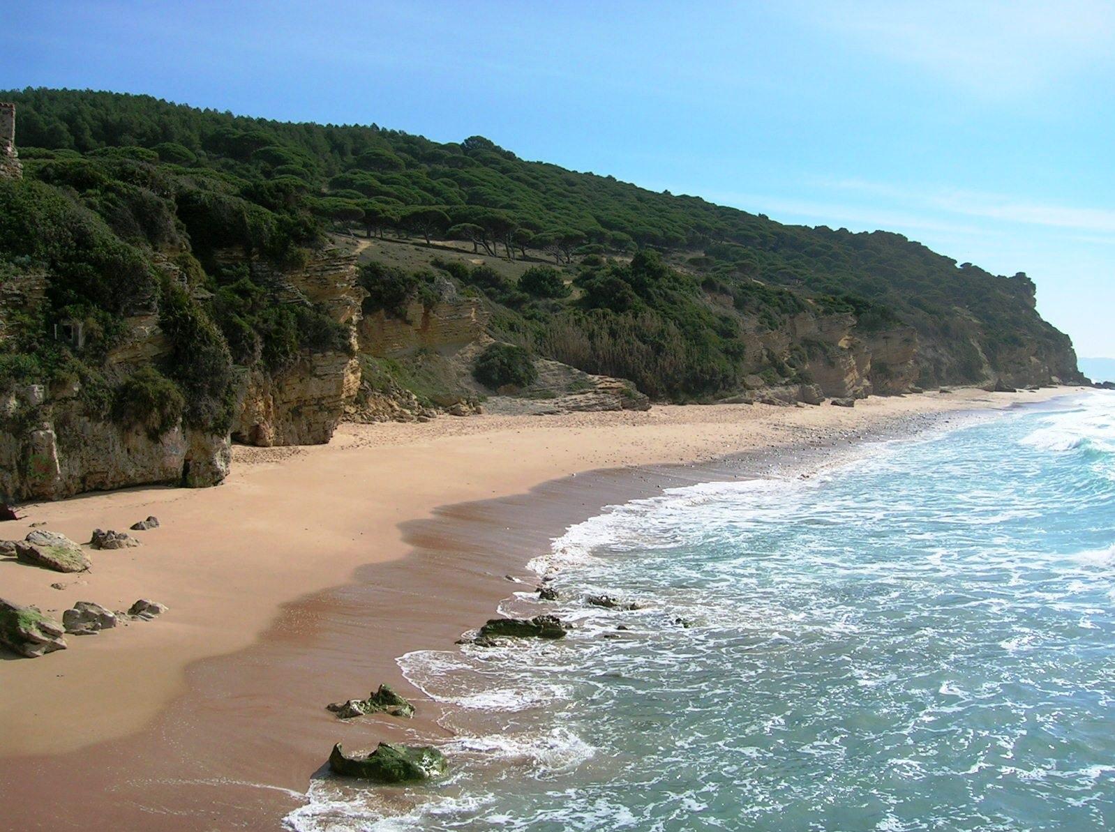 canos-de-meca-beach
